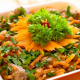 Рецепт салата Обжорка