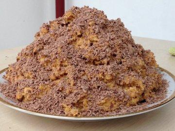 Как делать торт «Муравейник»