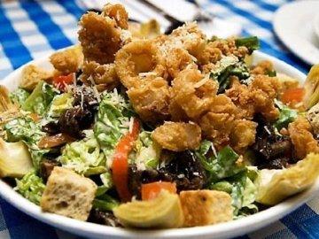 Рецепты салатов с фотографиями