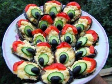 Рецепты закуски и салаты