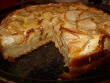 шарлотка с яблоками рецепт кекс