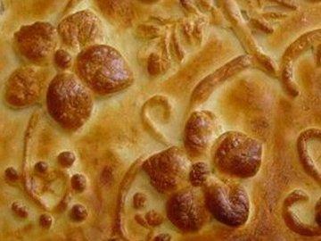 дрожжевые пироги с начинкой