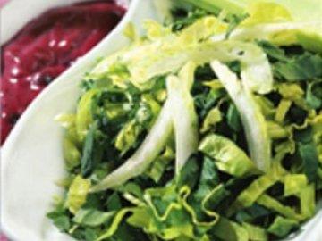весенние салаты, рецепты