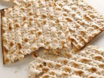 еврейская кухня, маца