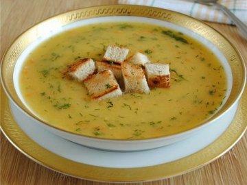 как приготовить суп из гороха