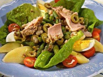 рецепт французского салата