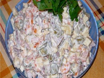 Салаты рецепты простые и вкусные с орехами 98