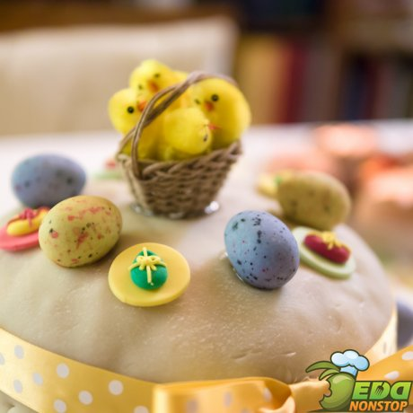 По традициям пасха печется накануне праздника