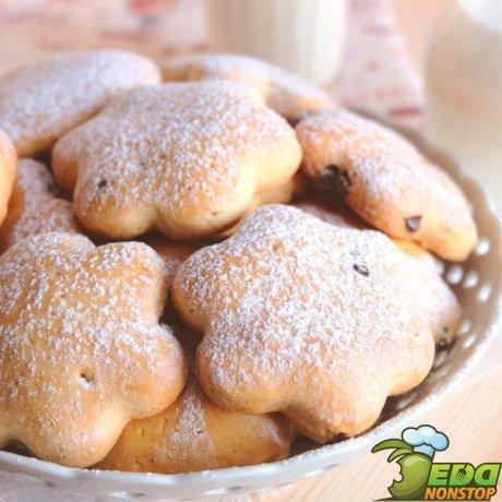 Простой рецепт вкусного печенья в домашних условиях 25