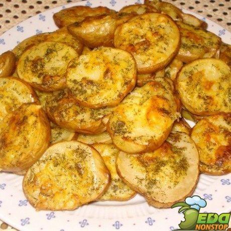 Как приготовить картофель в микроволновке