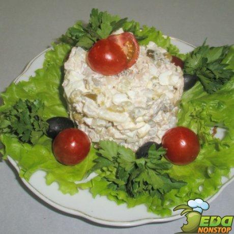 салат красавица рецепт