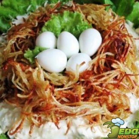 салат из вареных овощей