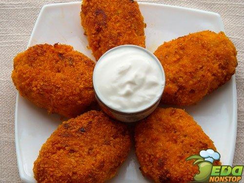 Морковные котлеты рецепт пошагово для ребенка 132