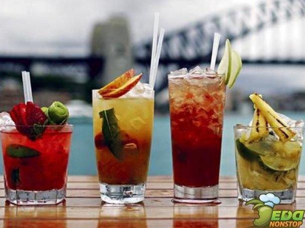 безалкогольные коктейли простые рецепты в домашних условиях с фото пошагово