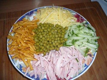 вкусные и быстрые рецепты салатов