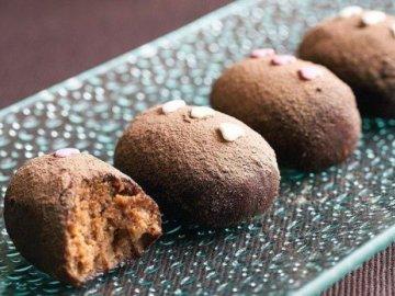 картошка шоколадная рецепт