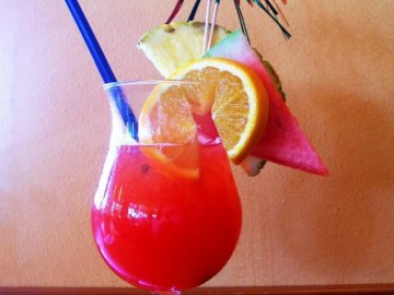 простые алкогольные коктейли в домашних условиях