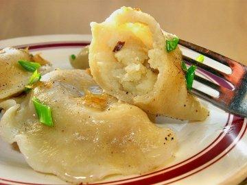 вкусное тесто для вареников с картошкой
