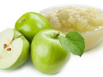 яблочное пюре для грудничка