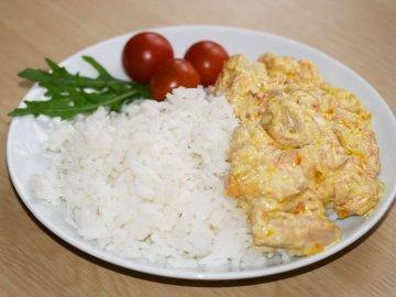 Куриное филе в сливках – кулинарный рецепт