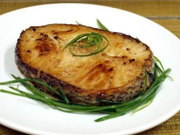 как приготовить стейк трески