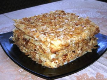 Рецепты тортов и пирогов