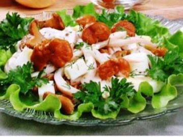 салат Римский