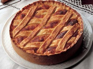 Рецепт пасхального пирога