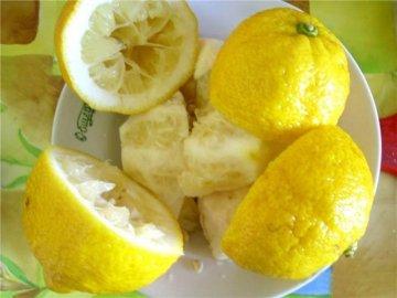 цукаты из лимонных корочек рецепт приготовления