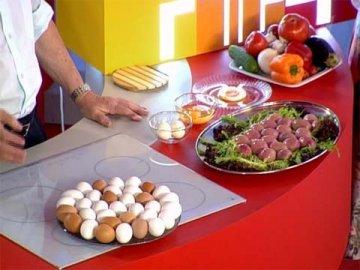 как правильно хранить вареные яйца