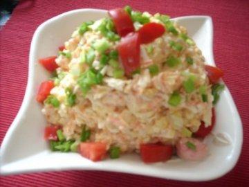 рецепты салатов на скорую руку