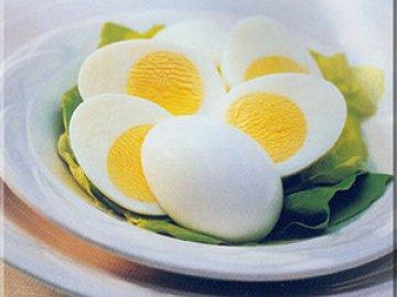 что приготовить из вареных яиц