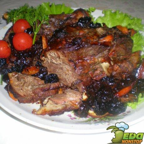 Блюда из баранины в казане в домашних условиях